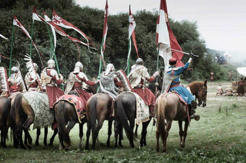 Wojska Polskie podczas Bitwy pod Gniewem